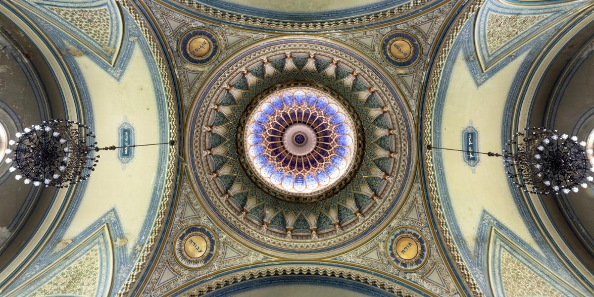 Baumhorn Lipót 120 éves tervei a szegedi zsinagógához