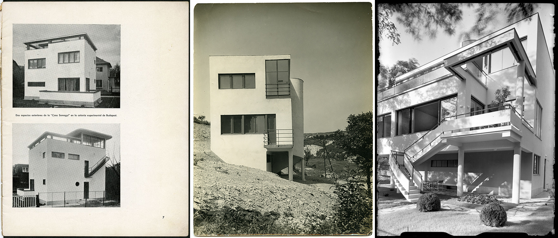 Villa Journal – the Construction and Reconstruction of the Rózsi Walter Villa 3